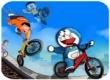 Doremon đua xe đạp